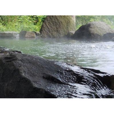 画像2: 美肌湯「感動温泉水」 5リットル4袋宅配セット